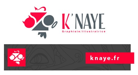 K'Naye Graphiste / Illustratrice
